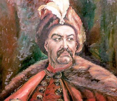 Богдан Хмельницький Україна незалежність отаман гетьман революція